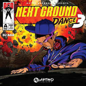DJ Aga ‎– Next Ground Dance 3 CD