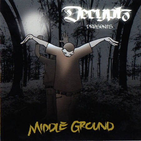 Decyplz ‎– Presents Middle Ground CD