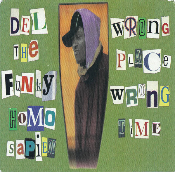 Del The Funky Homosapien – Wrongplace CD
