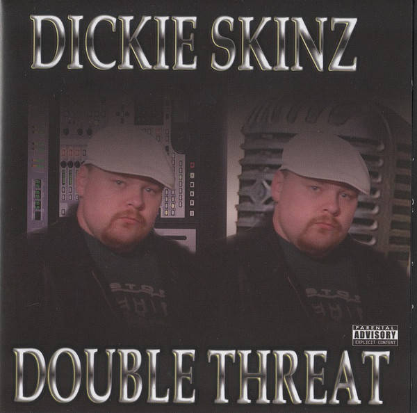 Dickie Skinz ‎– Double Threat CD