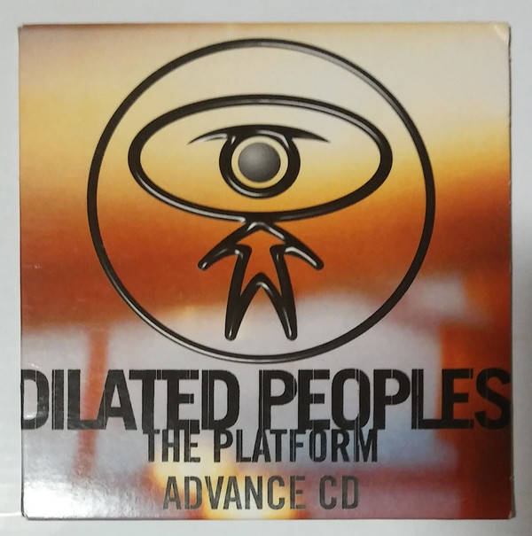 Dilated Peoples ‎– The Platform Advance CD