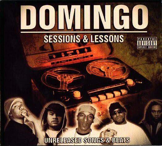 Domingo ‎– Sessions & Lessons CD
