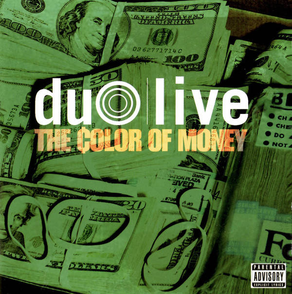 Duo Live ‎– The Color Of Money CD