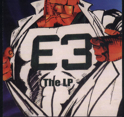 E3 ‎– The E3 LP CD