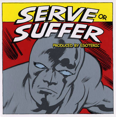 Esoteric – Serve Or Suffer CD