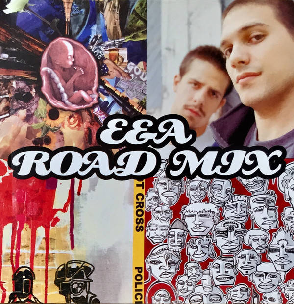 Eyedea & Abilities ‎– E&A Road Mix CD