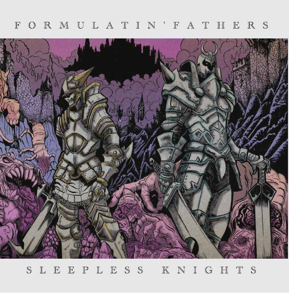 HHE039-CD / Formulatin' Fathers ‎– 15 Years Of Sleepless Knights 2xCD