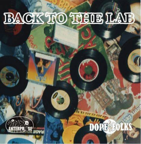HHE016 - Def Rhythm Productions - Back To The Lab CD