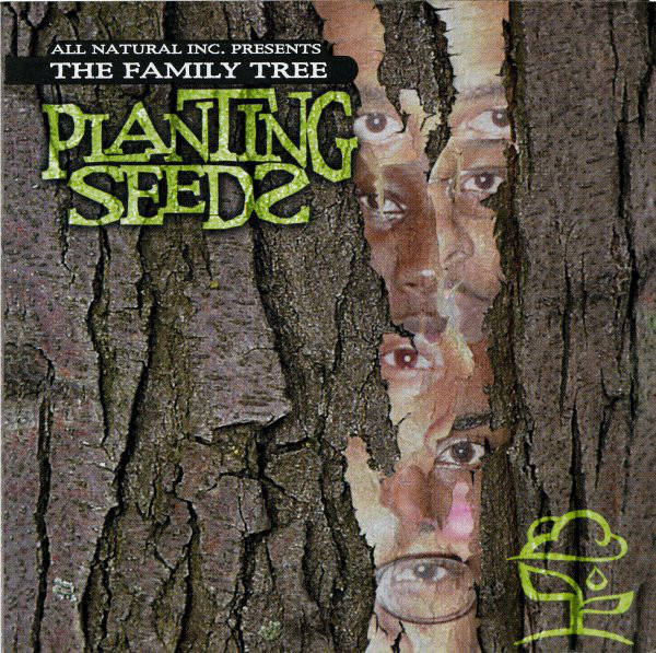 Family Tree ‎– Planting Seeds CD