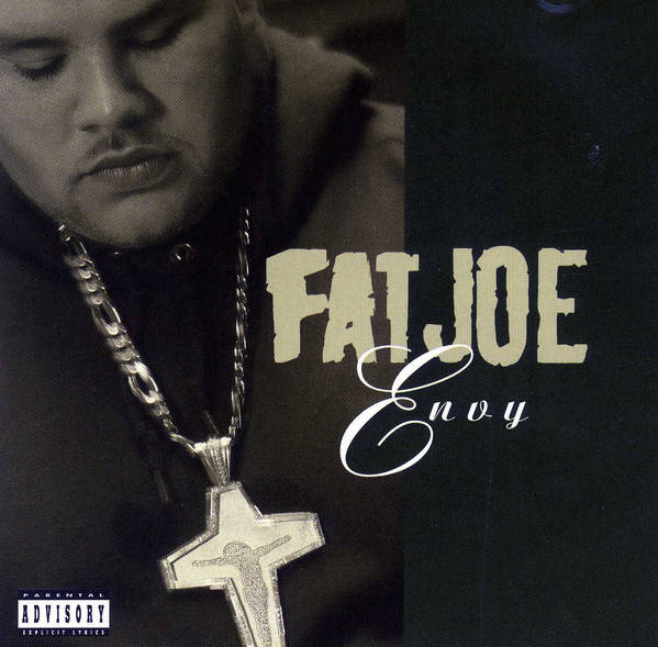 Fat Joe ‎– Envy CD, Maxi-Single