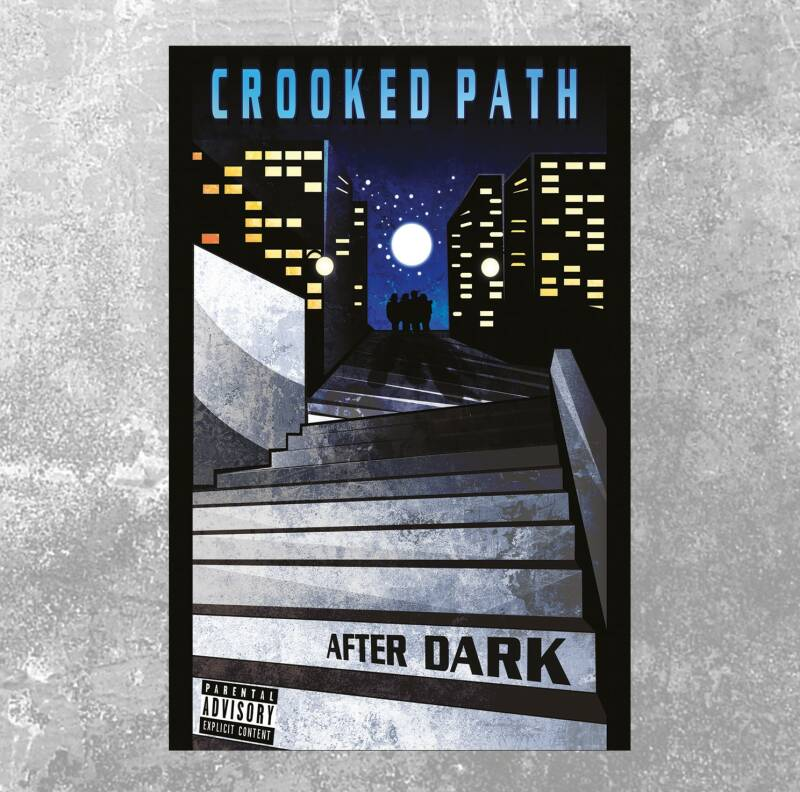 SWE008-CD / Crooked Path - After Dark CD