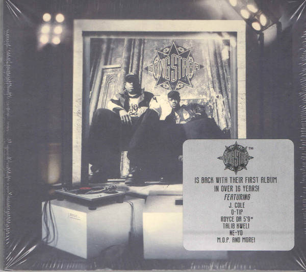 Gang Starr – One Of The Best Yet CD