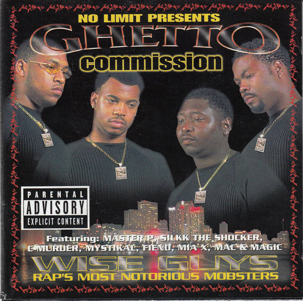 Ghetto Commission – Wise Guys CD