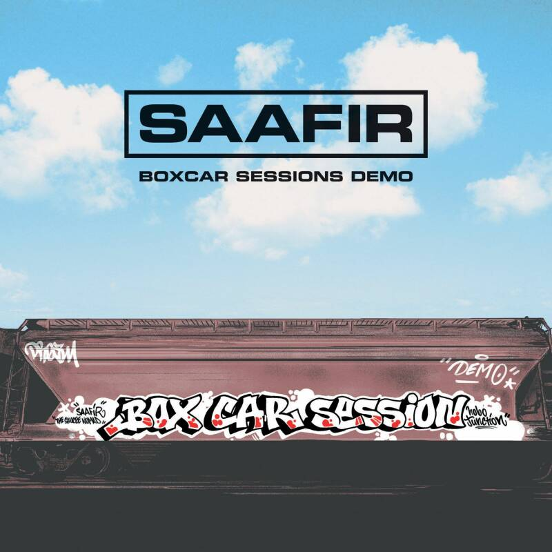 HHE043-CD / Saafir - Boxcar Sessions Demo