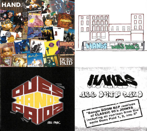 Hands – All Dues Paid 2xCD