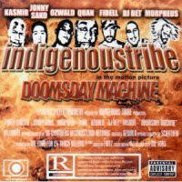 Indigenous Tribe ‎– Doomsday Machine CD