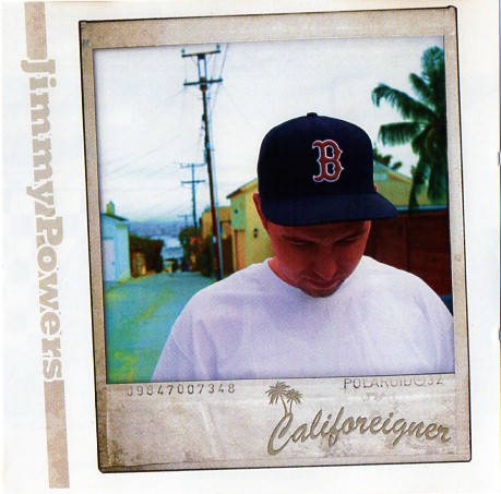 Jimmy Powers – Cali-Foreigner CD
