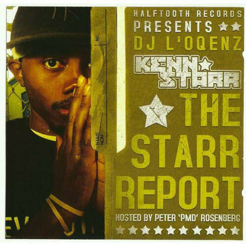 Kenn Starr ‎– The Starr Report CD