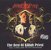 Killah Priest – The Best Of Killah Priest And A Prelude To The Offering 2xCD
