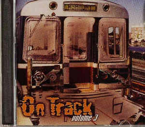 Kon & Amir ‎– On Track Volume 3 2xCD