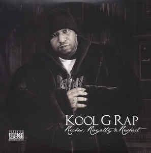 Kool G Rap ‎– Riches, Royalty & Respect CD