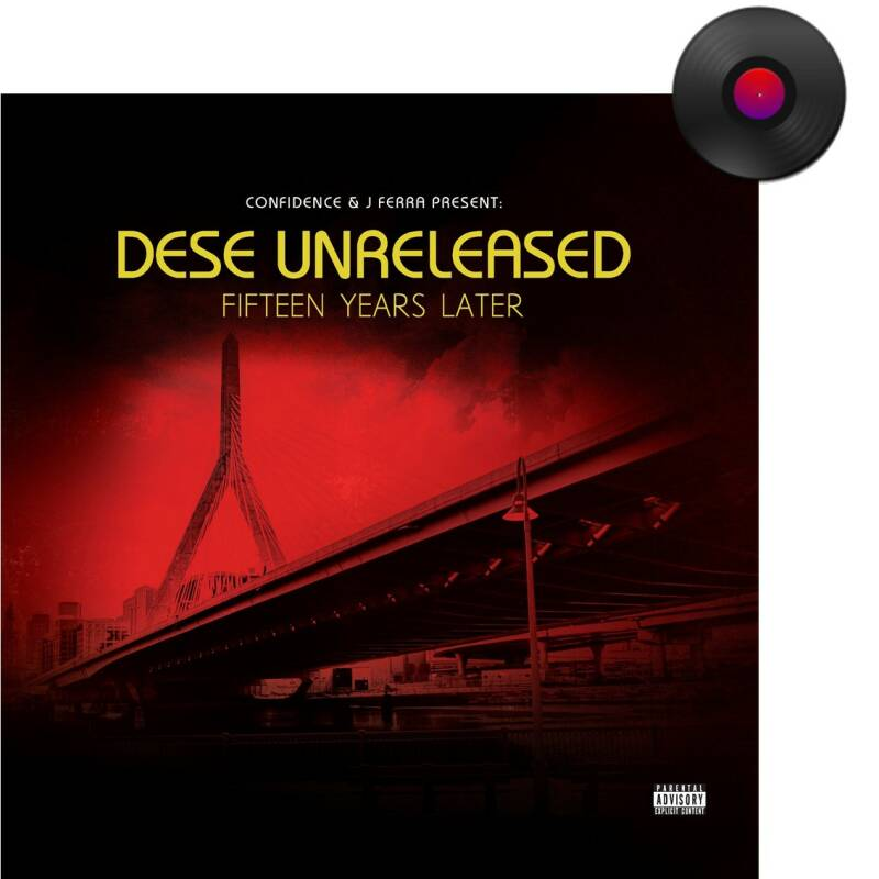 HHE030 / Confidence & J Ferra Present Dese – Unreleased (15 Years Later) LP