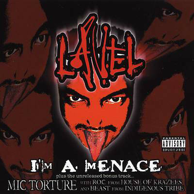 Lavel ‎– I'm A Menace CD