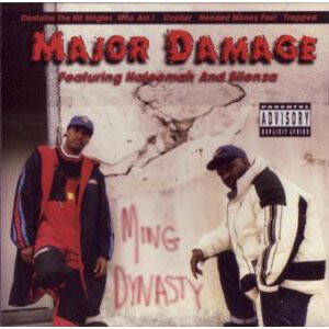 Major Damage ‎– Ming Dynasty CD