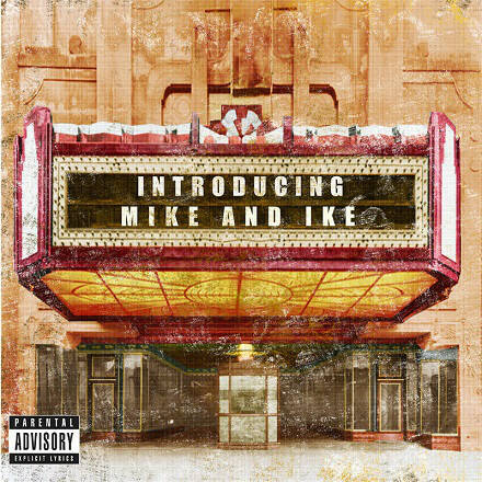 Mike And Ike ‎– Introducing Mike And Ike CD