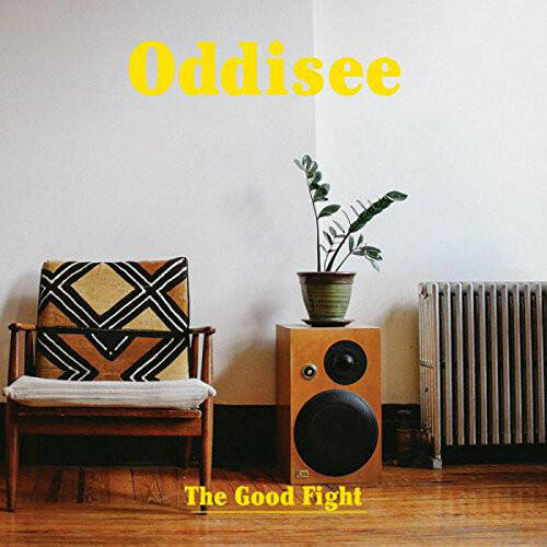 Oddisee ‎– The Good Fight CD