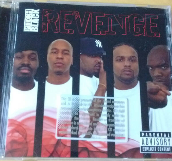 Pitch Black ‎– Revenge CD