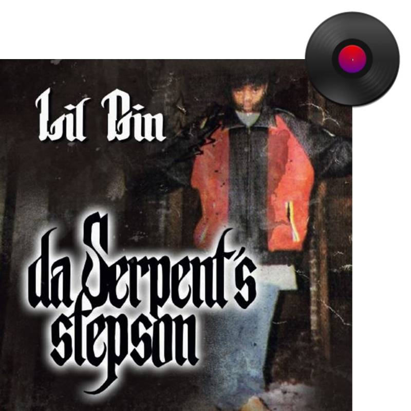 SWE001 / Lil Gin - Da Serpent's Stepson LP