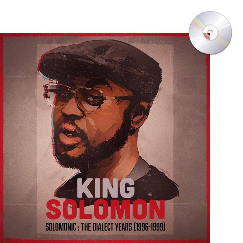 HHE025 / King Solomon - Solomonic: The Dialect Years (1996-1999) CD