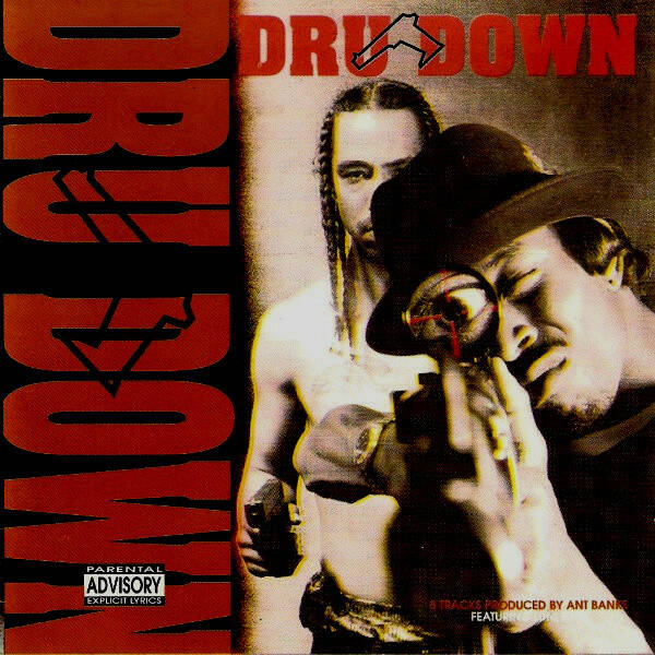 Dru Down – Fools From The Streets CD (2007 Reissue)