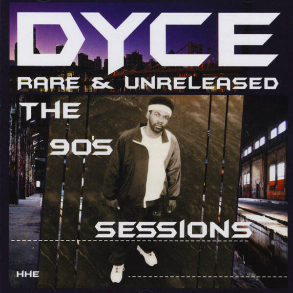 HHE013 - DYCE (The 90' Sessions) CD