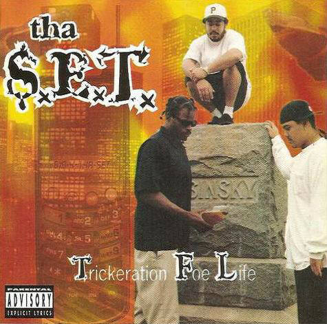 Tha S.E.T. ‎– Trickeration Foe Life CD