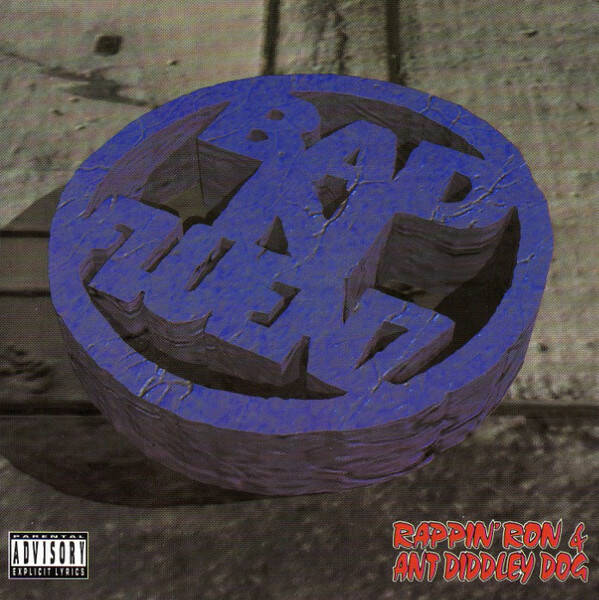 Rappin' Ron & Ant Diddley Dog ‎– Bad N-Fluenz CD (OG 1995 Copy!!)