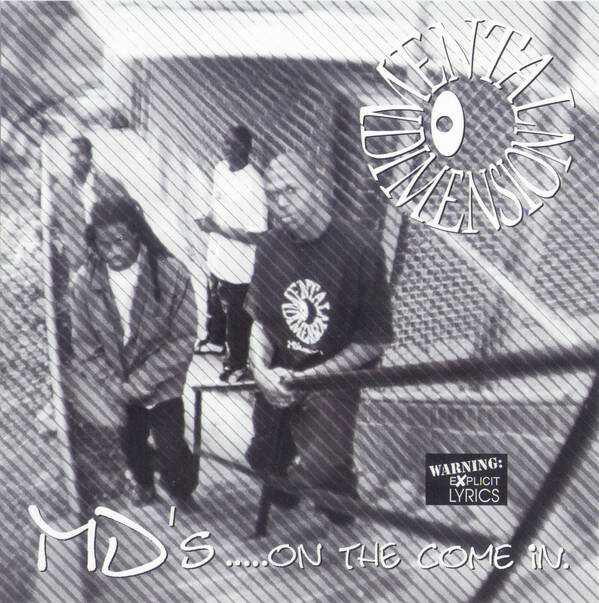 Mental Dimension – MD's..... On The Come In 2xLP (Black Vinyl)