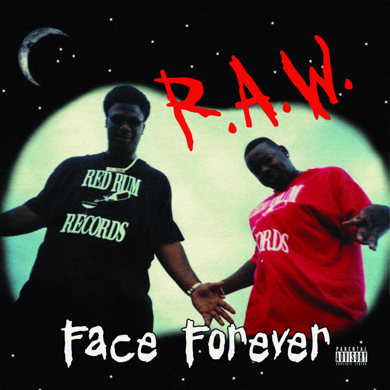 SWE011-CD / Face Forever - R.A.W
