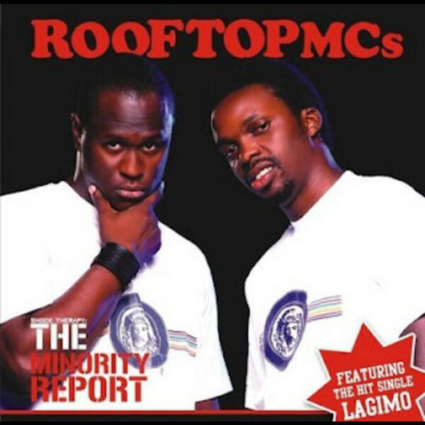 Rooftop MC's ‎– The Minority Report CD