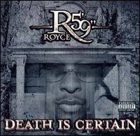 "Royce Da 5'9"" ‎– Death Is Certain CD"