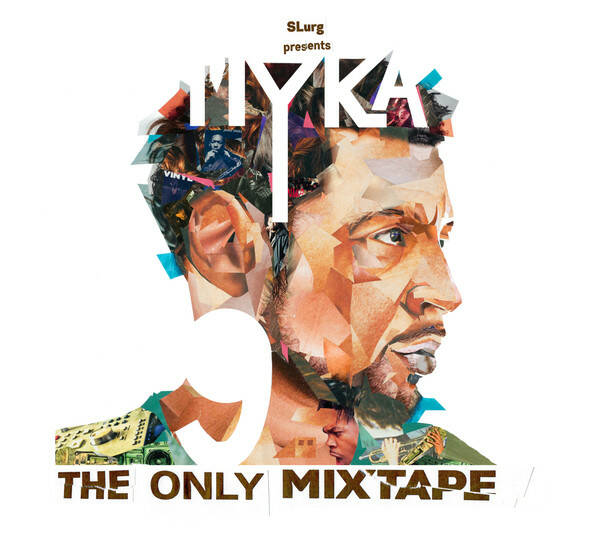 SLurg presents Myka 9 ‎– The Only Mixtape CD