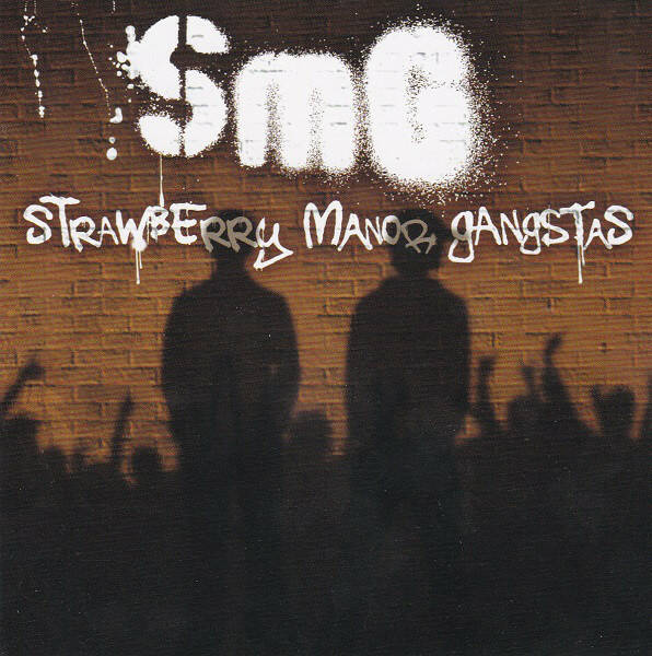 SMG ‎– Strawberry Manor Gangstas CD