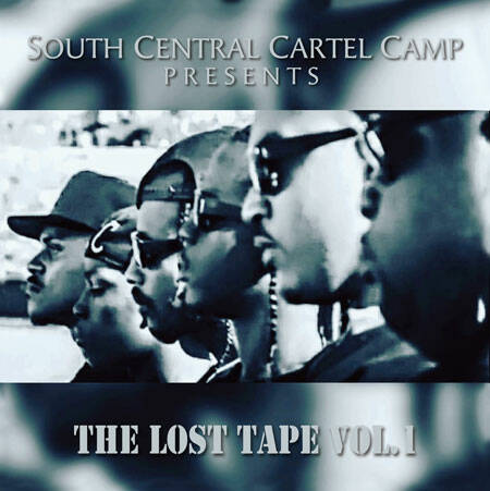 South Central Cartel Camp Presents The Lost Tape Vol. 1 CD (JPN IMPORT)