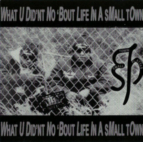 STP – What U Did'nt No 'Bout Life In A Small Town CD