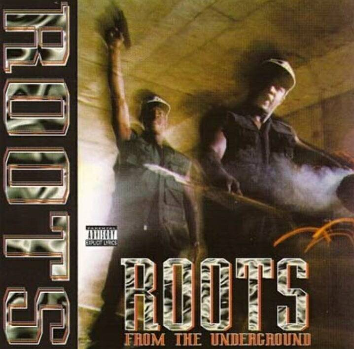 Roots – Roots From The Underground CD (OG COPIES)