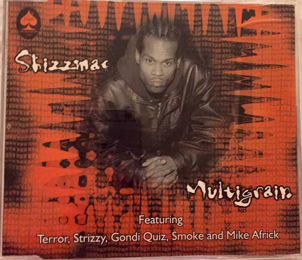 Shizzmac ‎– Multigrain (Maxi-Single) CD