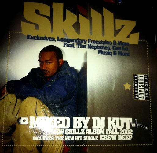 Skillz – Exclusives, Legendary Freestyles & More CD