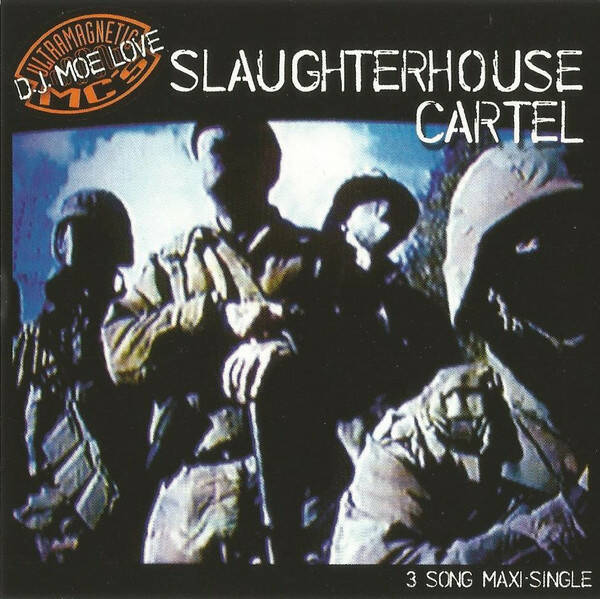 Slaughterhouse Cartel ‎– Slaughterhouse Cartel (Maxi-Single) CD