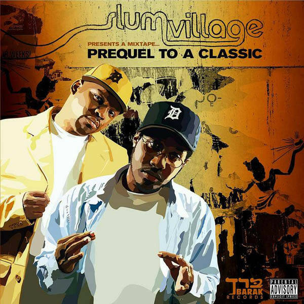 Slum Village ‎– Prequel To A Classic CD